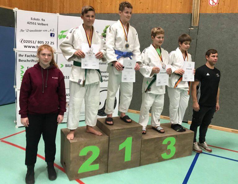 Elias zweiter bei Nordrheinmeisterschaft