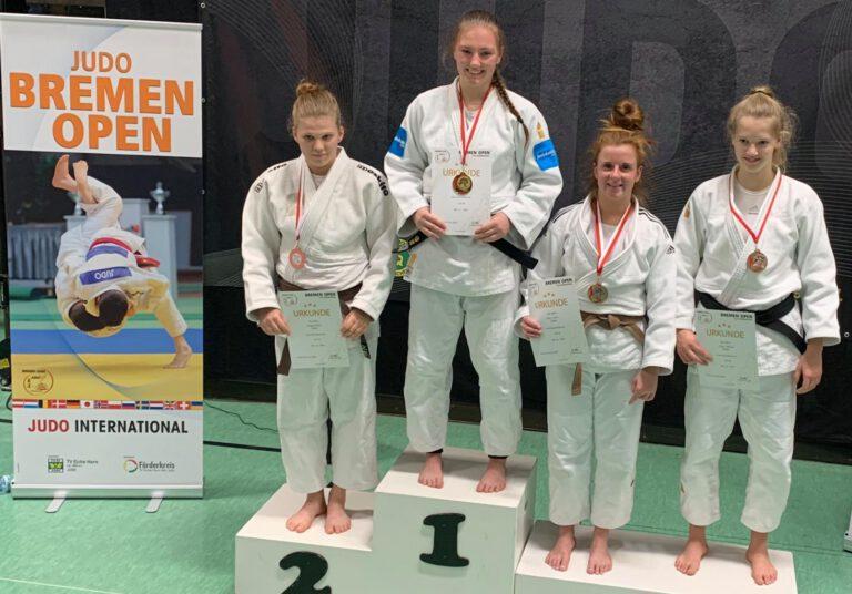 Erfolgreicher Jahresabschluss durch Leonie Beyersdorf bei den Bremen Open