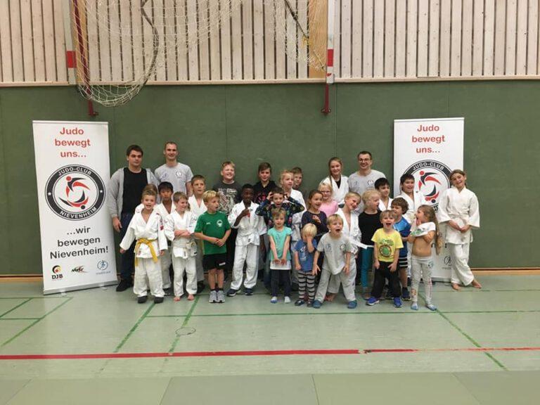 Judo-Safari 2019 – Wildes Tiergehege beim JC
