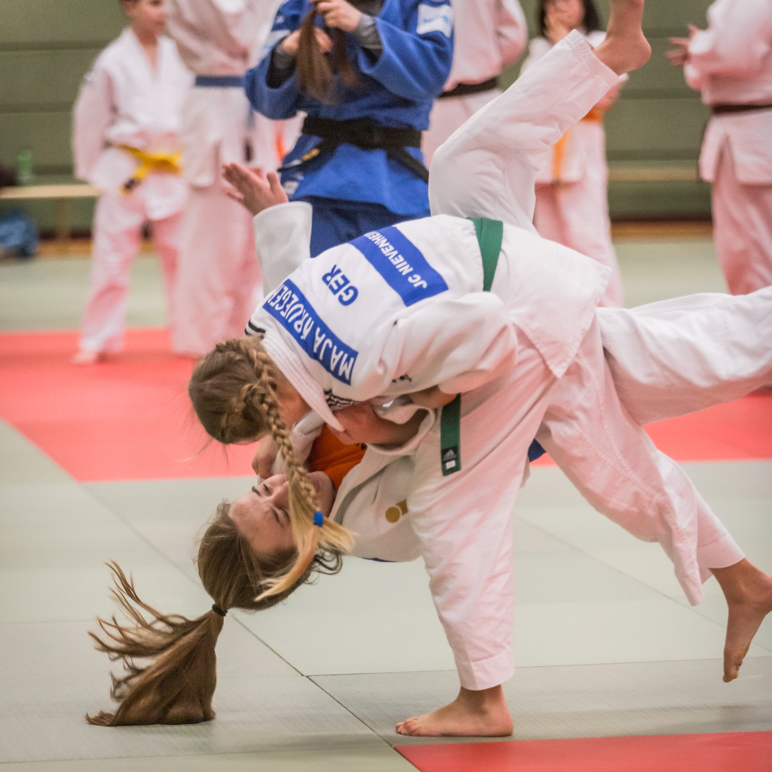 Read more about the article Wettkampf- & Katatraining