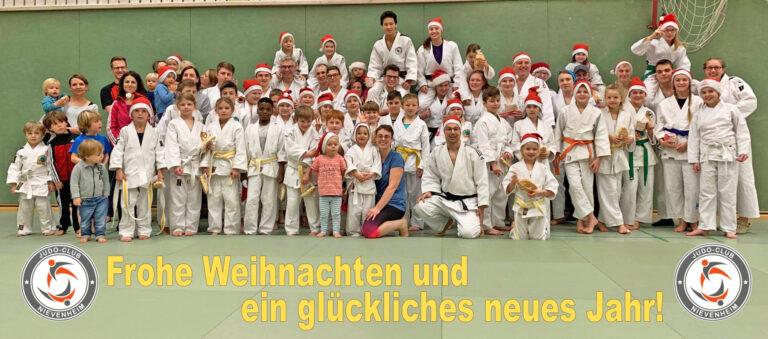 Frohe Weihnachtstage und ein glückliches neues Jahr!