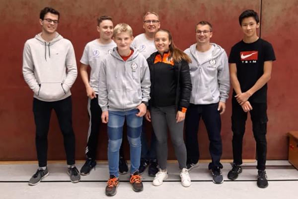 7 neue Listenführer beim JC Nievenheim