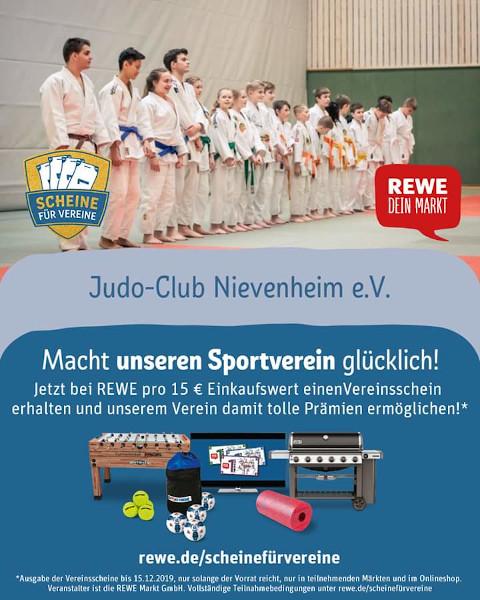 """Read more about the article REWE Aktion """"Scheine für Vereine"""""""