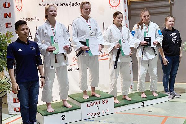 Leonie qualifiziert sich für die Deutsche Meisterschaft