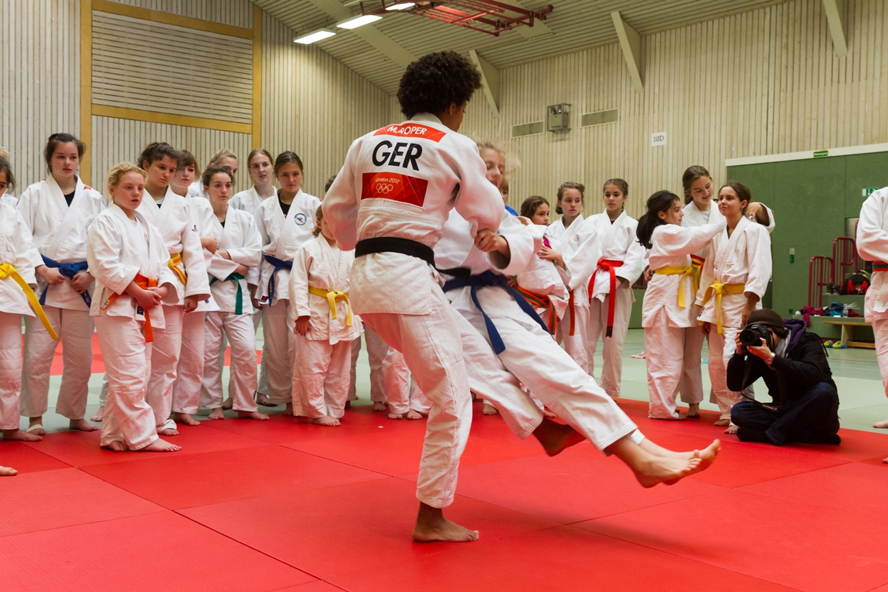 Ippon Girls 2014