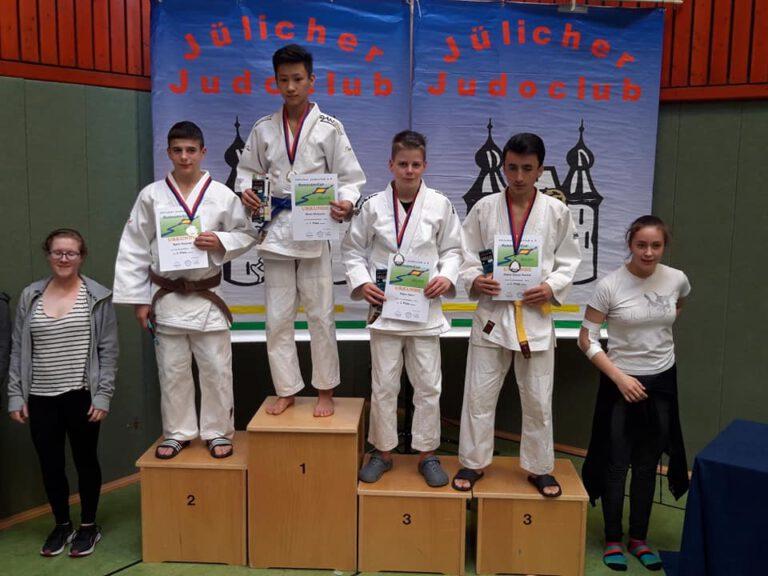Rurauen-Cup in Jülich mit guten Leistungen