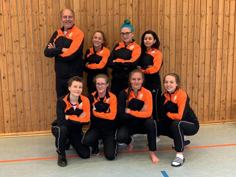 Start der Damenmannschaft in der Verbandsliga
