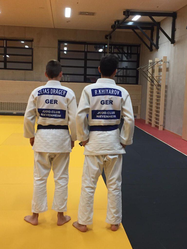 Vielseitige JC-Judoka