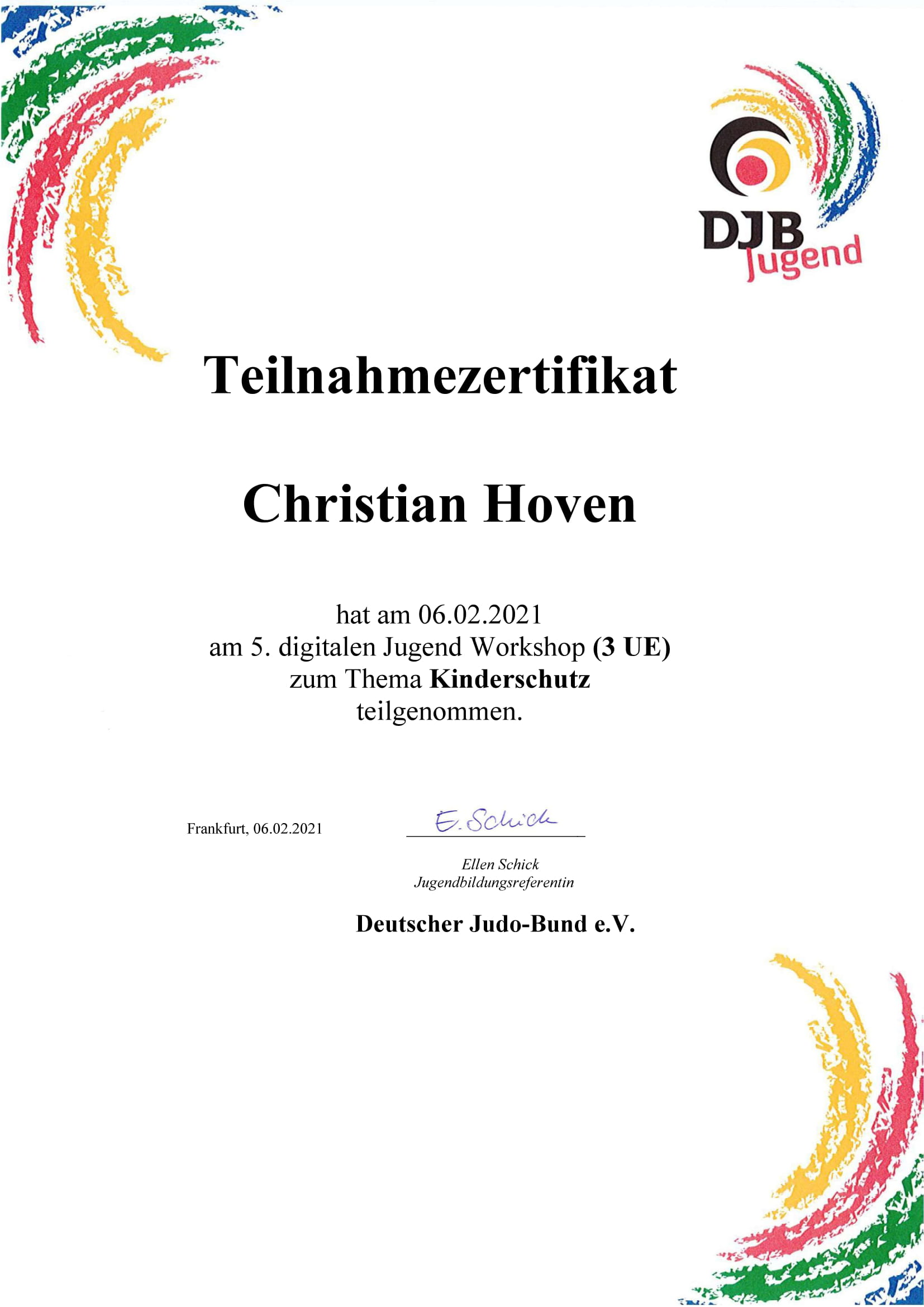 Read more about the article Ein Wochenende – zwei Online-Seminare