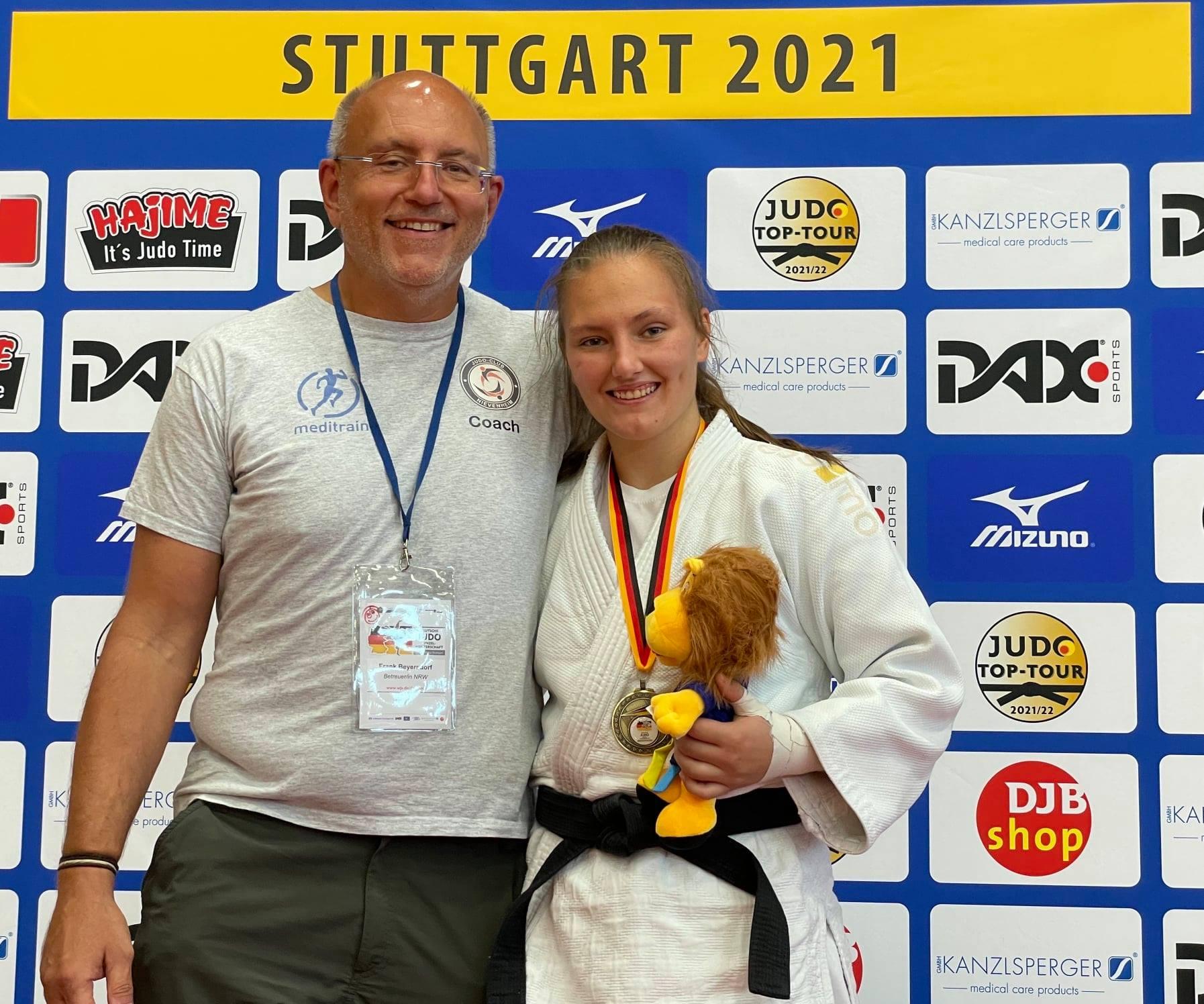 Read more about the article Leonie Beyersdorf erkämpft sich Bronze auf der Deutschen Meisterschaft